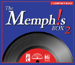 All the greatest hits in Memphis Music!  CD 2