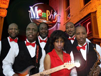 Memphis TN Entertainment Wedding Band 1-900