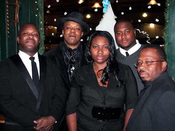 Memphis TN Entertainment Wedding Band The Soul Outsiders